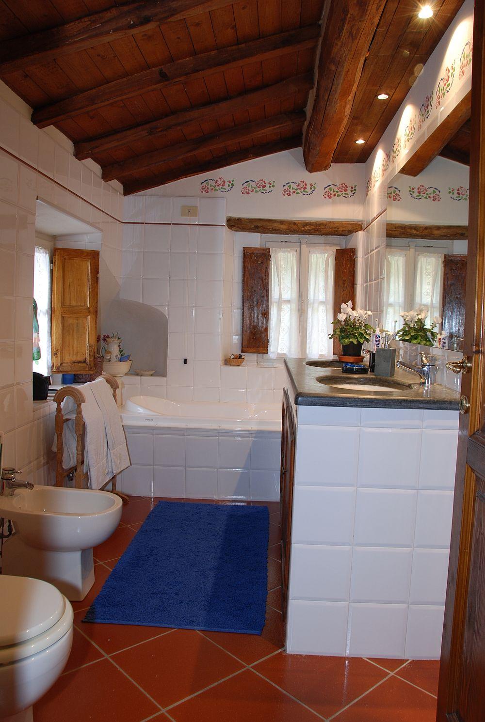 adelaparvu.com despre stilul toscan, casa in stil toscan, Villa Al Castello, Lucca, Italia (17)