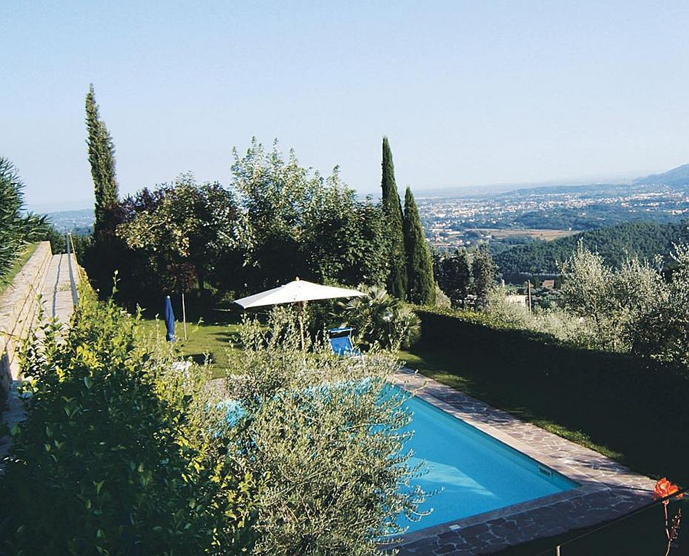 adelaparvu.com despre stilul toscan, casa in stil toscan, Villa Al Castello, Lucca, Italia (2)