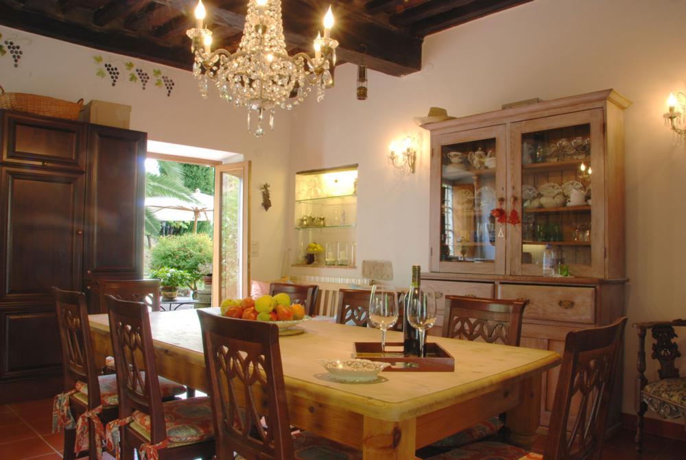 adelaparvu.com despre stilul toscan, casa in stil toscan, Villa Al Castello, Lucca, Italia (5)