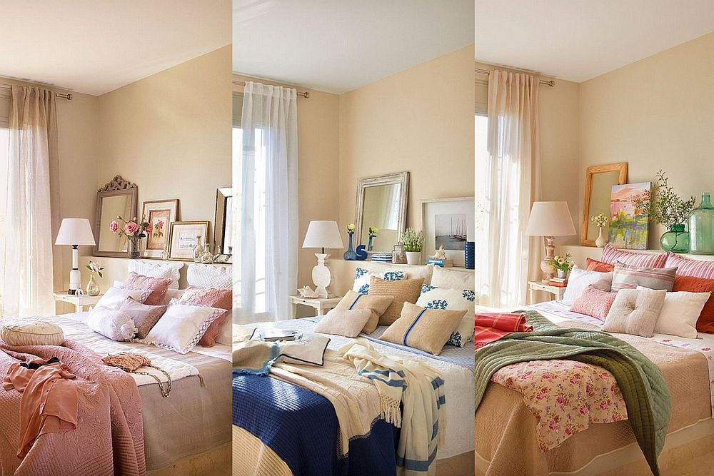 adelaparvu.com acelasi dormitor trei variante de decor, Foto ElMueble (9)