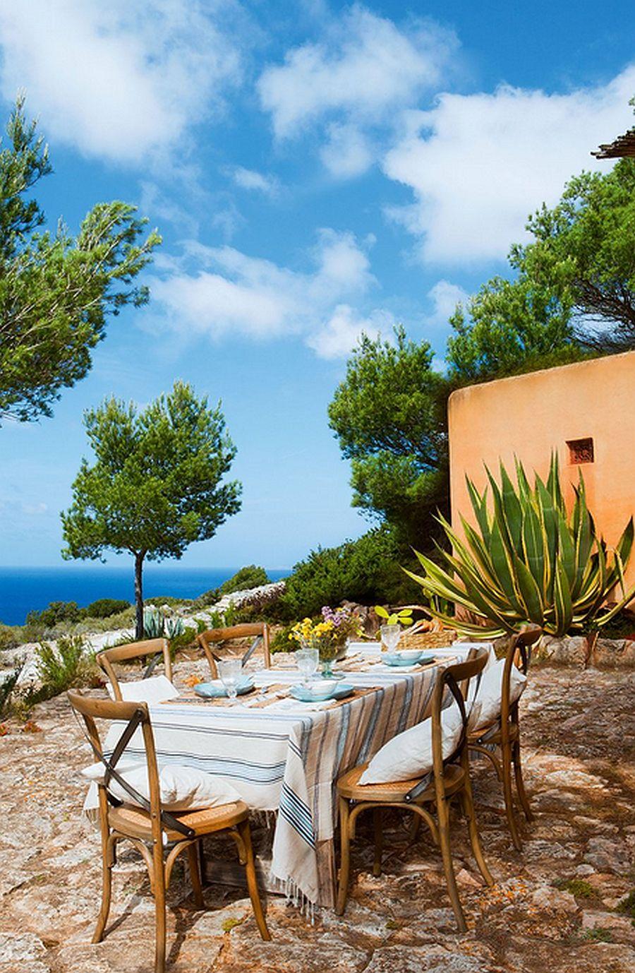 adelaparvu.com casa de vacanta la mare, casa Spania, Formentera, Foto ElMueble (2)
