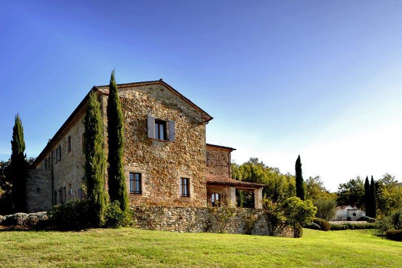 adelaparvu.com despre Casa del Leone, Domeniul Castello di Reschio, design Benedikt Bolza (15)