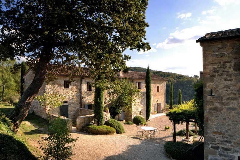 adelaparvu.com despre Casa del Leone, Domeniul Castello di Reschio, design Benedikt Bolza (3)