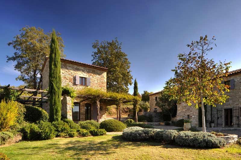 adelaparvu.com despre Casa del Leone, Domeniul Castello di Reschio, design Benedikt Bolza (4)