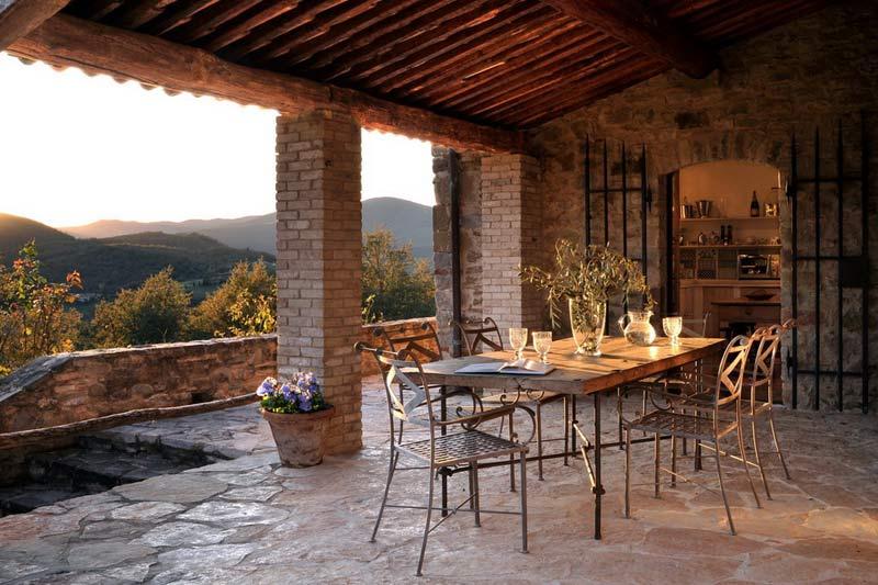 adelaparvu.com despre Casa del Leone, Domeniul Castello di Reschio, design Benedikt Bolza (5)