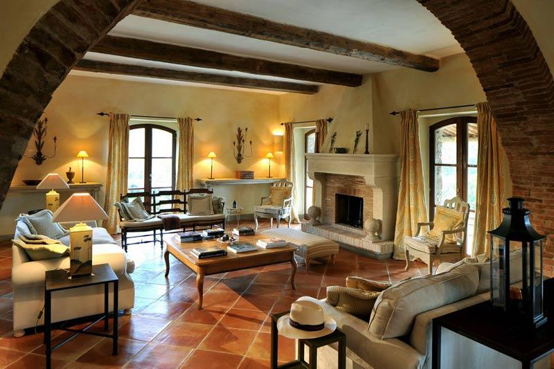 adelaparvu.com despre Casa del Leone, Domeniul Castello di Reschio, design Benedikt Bolza (6)