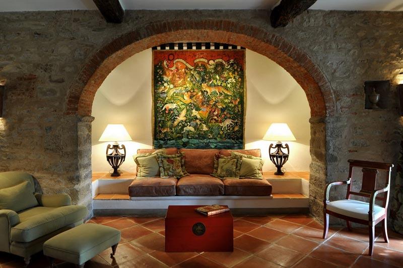adelaparvu.com despre Casa del Leone, Domeniul Castello di Reschio, design Benedikt Bolza (7)