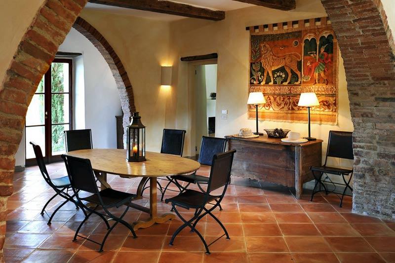 adelaparvu.com despre Casa del Leone, Domeniul Castello di Reschio, design Benedikt Bolza (8)