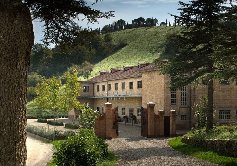 adelaparvu.com despre Familia Bolza si Domeniul Castello di Reschio, vacanta in Umbria, Italia (1)