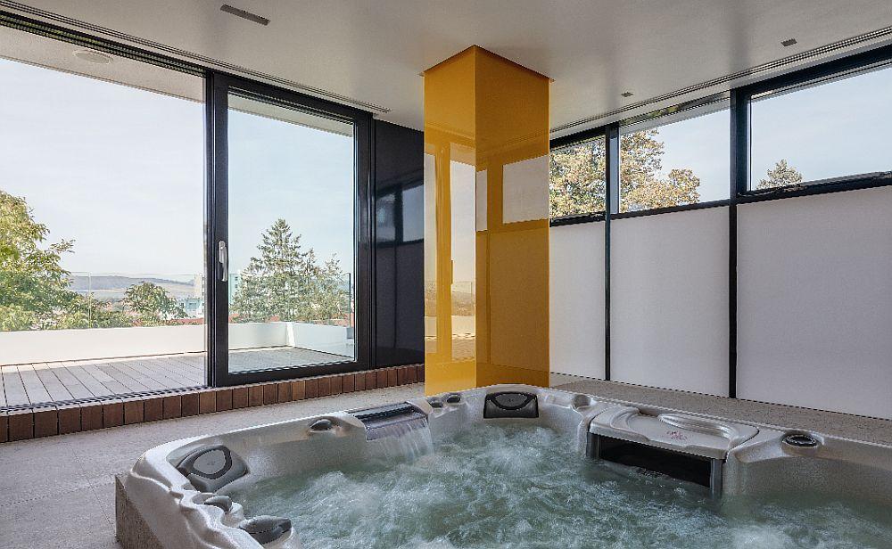 adelaparvu.com despre Hotel Privo, TgMures, Romania, architectura De3 Grup (20)
