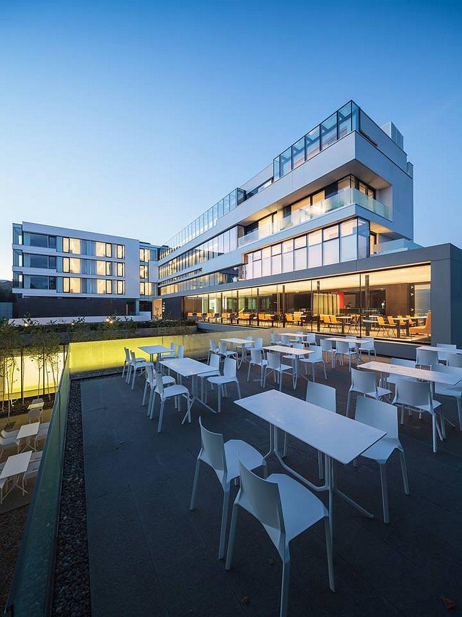 adelaparvu.com despre Hotel Privo, TgMures, Romania, architectura De3 Grup (29)