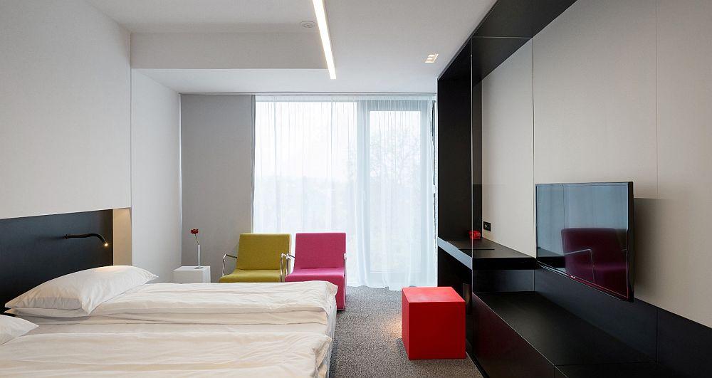 adelaparvu.com despre Hotel Privo, TgMures, Romania, architectura De3 Grup (35)