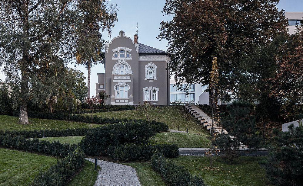 adelaparvu.com despre Hotel Privo, TgMures, Romania, architectura De3 Grup (3)