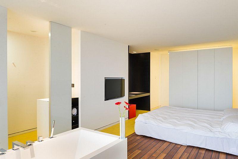 adelaparvu.com despre Hotel Privo, TgMures, Romania, architectura De3 Grup (70)