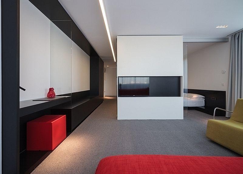 adelaparvu.com despre Hotel Privo, TgMures, Romania, architectura De3 Grup (72)