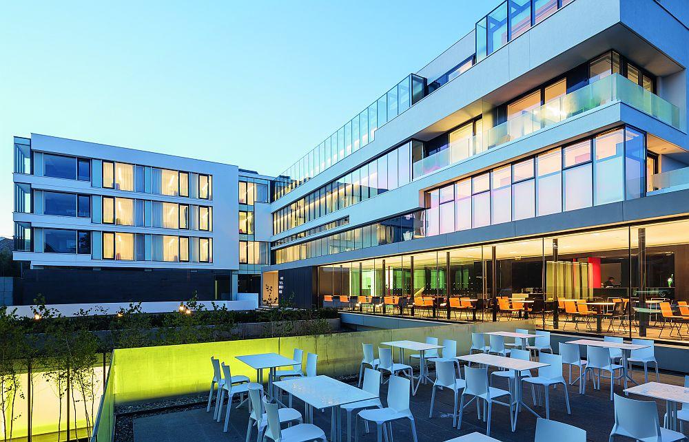 adelaparvu.com despre Hotel Privo, TgMures, Romania, architectura De3 Grup (80)