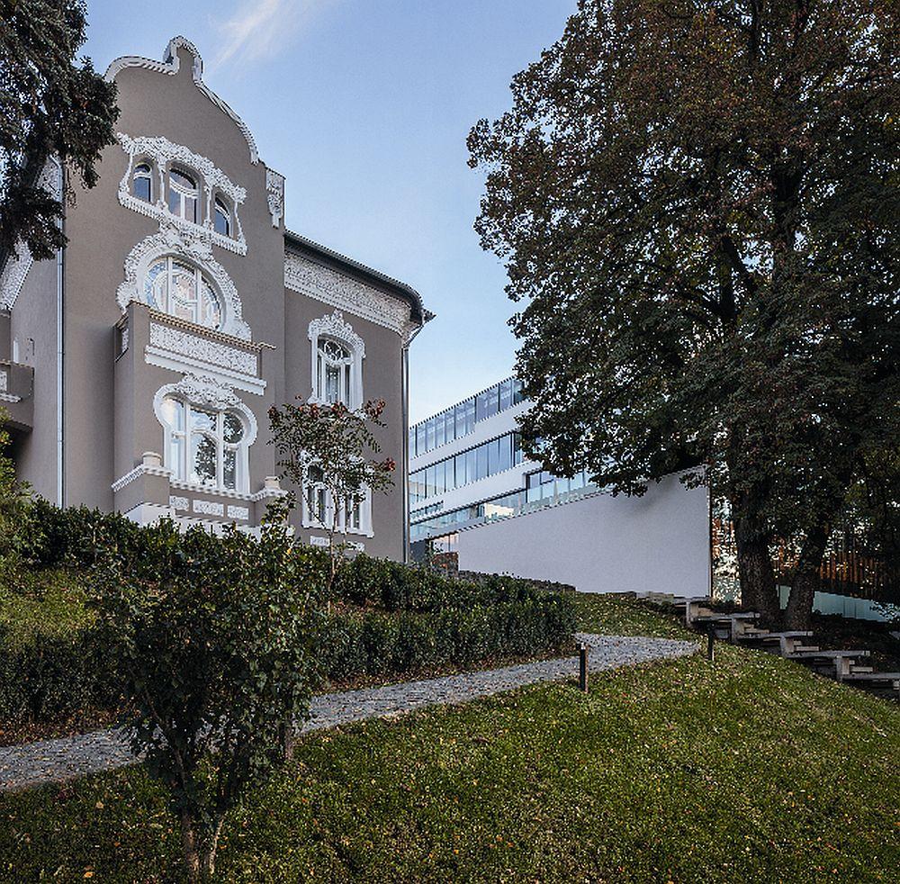 adelaparvu.com despre Hotel Privo, TgMures, Romania, architectura De3 Grup (9)