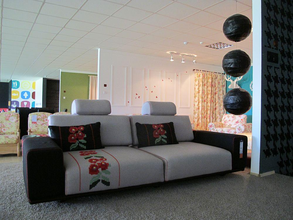 adelaparvu.com despre Mobila Dalin, producator canapele, scaune tapitate, Reghin, Romania (10)