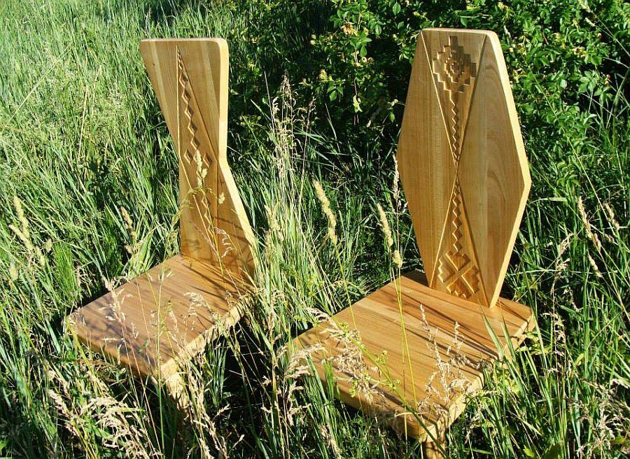 adelaparvu.com despre SEZI, scaune din lemn masiv, design Octavia Casoni si Lucian Lois (11)