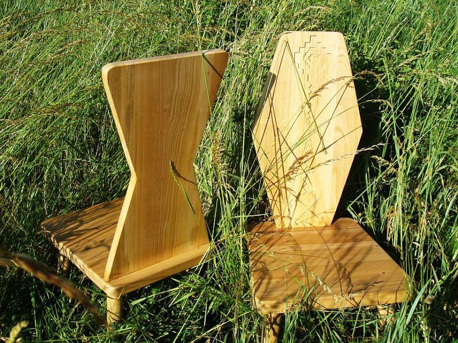 adelaparvu.com despre SEZI, scaune din lemn masiv, design Octavia Casoni si Lucian Lois (2)