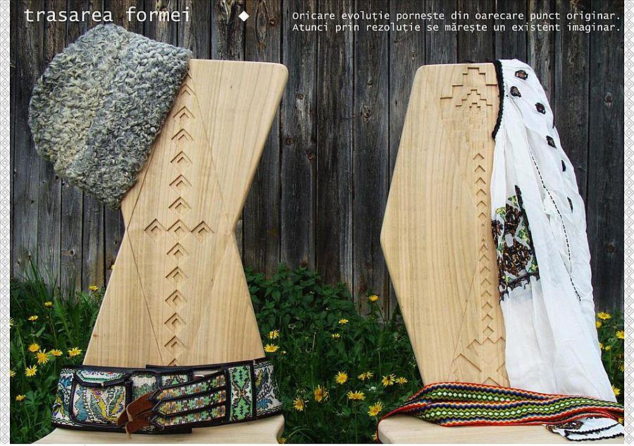 adelaparvu.com despre SEZI, scaune din lemn masiv, design Octavia Casoni si Lucian Lois (4)