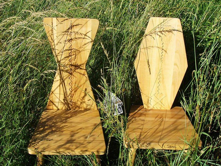 adelaparvu.com despre SEZI, scaune din lemn masiv, design Octavia Casoni si Lucian Lois (7)
