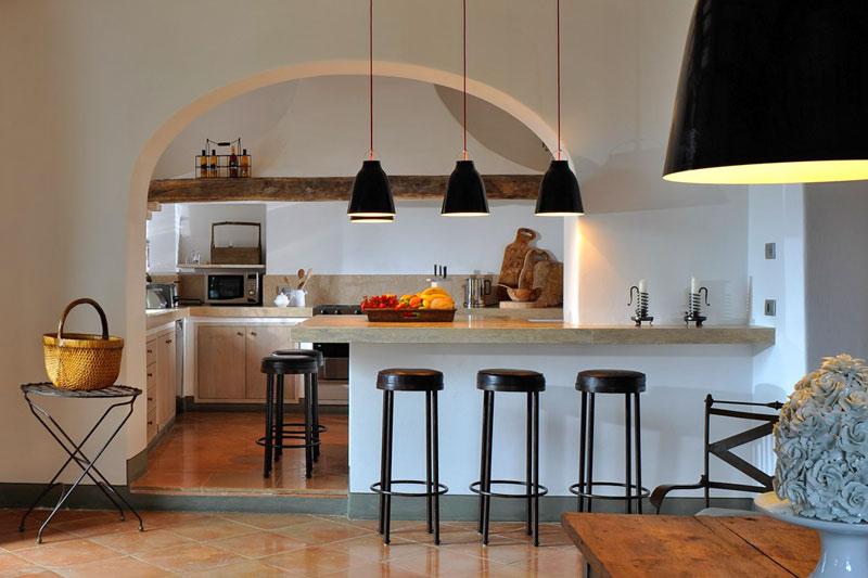 adelaparvu.com despre Vila SanPaolo, Domeniul Castello di Reschio, design Benedikt Bolza (10)