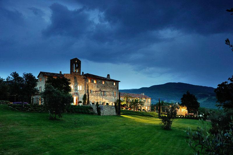 adelaparvu.com despre Vila SanPaolo, Domeniul Castello di Reschio, design Benedikt Bolza (2)
