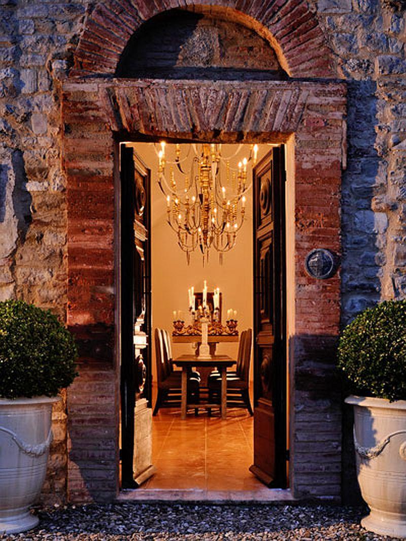 adelaparvu.com despre Vila SanPaolo, Domeniul Castello di Reschio, design Benedikt Bolza (21)
