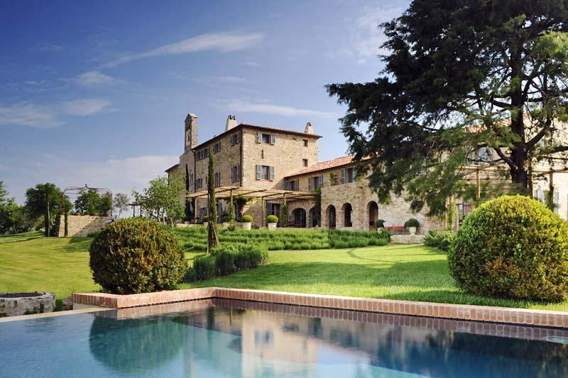 adelaparvu.com despre Vila SanPaolo, Domeniul Castello di Reschio, design Benedikt Bolza (3)