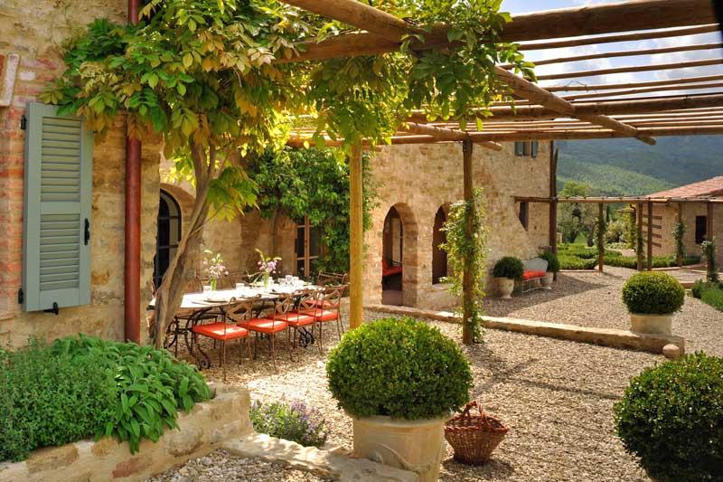adelaparvu.com despre Vila SanPaolo, Domeniul Castello di Reschio, design Benedikt Bolza (5)