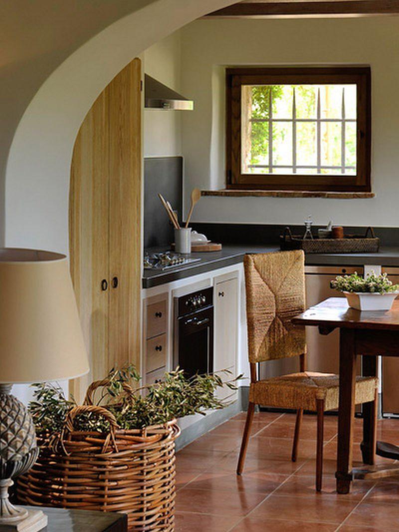 adelaparvu.com despre Vila SanPaolo, Domeniul Castello di Reschio, design Benedikt Bolza (9)
