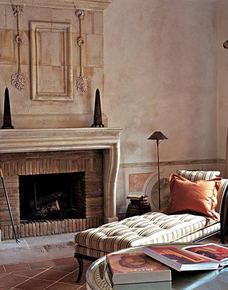 adelaparvu.com despre Villa Belvedere, domeniul Castello di Reschio, design Benedikt Bolza (10)