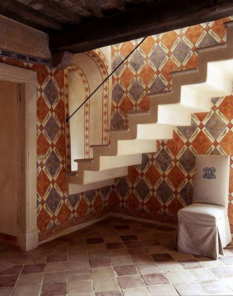 adelaparvu.com despre Villa Belvedere, domeniul Castello di Reschio, design Benedikt Bolza (13)