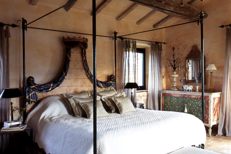 adelaparvu.com despre Villa Belvedere, domeniul Castello di Reschio, design Benedikt Bolza (15)