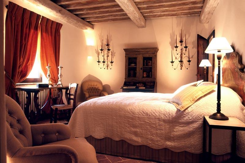 adelaparvu.com despre Villa Belvedere, domeniul Castello di Reschio, design Benedikt Bolza (16)