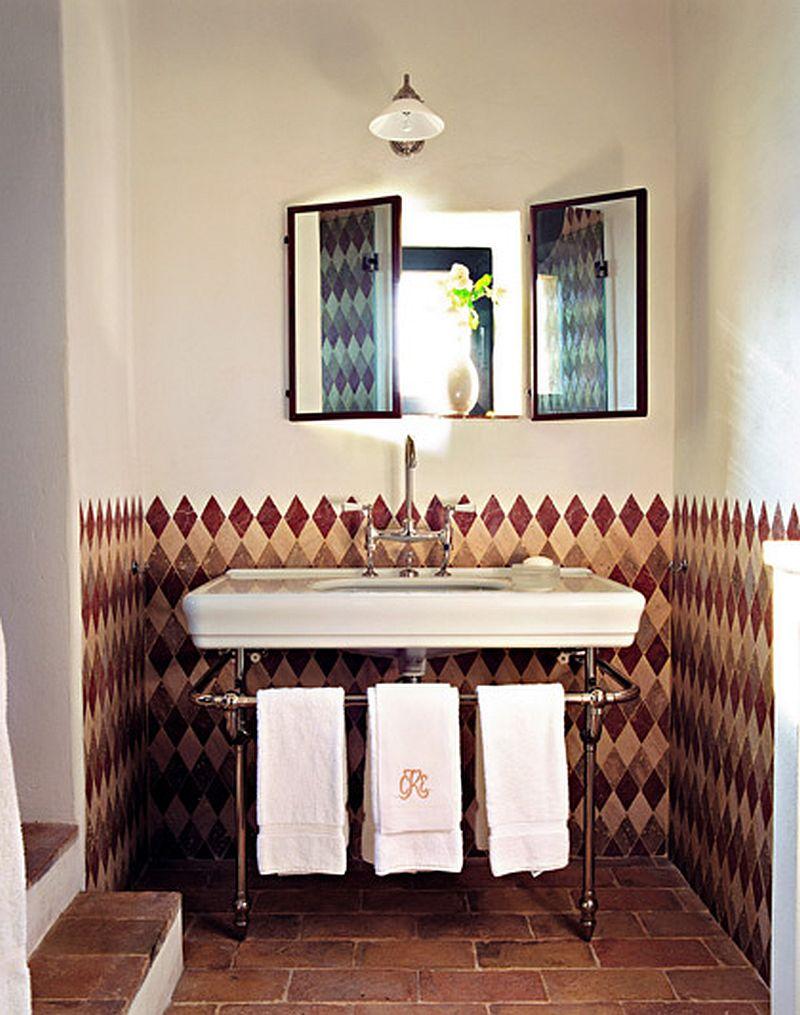 adelaparvu.com despre Villa Belvedere, domeniul Castello di Reschio, design Benedikt Bolza (21)