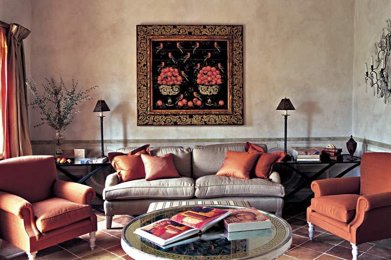 adelaparvu.com despre Villa Belvedere, domeniul Castello di Reschio, design Benedikt Bolza (6)