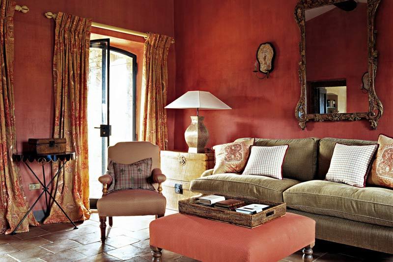 adelaparvu.com despre Villa Belvedere, domeniul Castello di Reschio, design Benedikt Bolza (7)