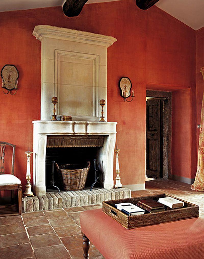adelaparvu.com despre Villa Belvedere, domeniul Castello di Reschio, design Benedikt Bolza (8)