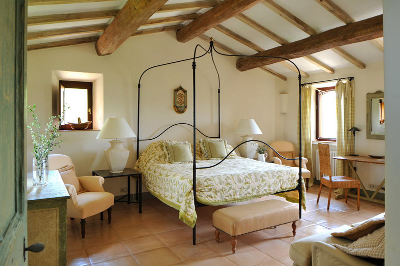 adelaparvu.com despre Villa Noci, domeniul Castello di Reschio, design Benedikt Bolza (10)