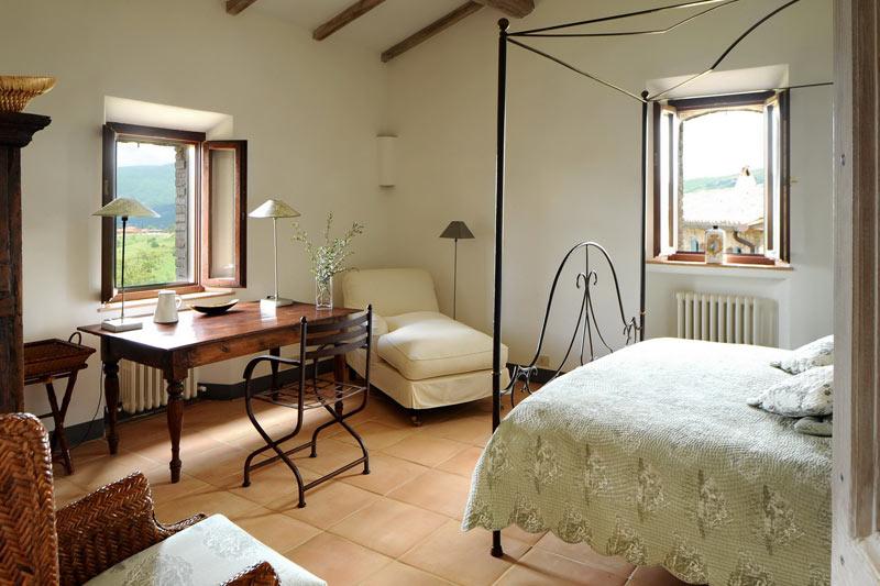 adelaparvu.com despre Villa Noci, domeniul Castello di Reschio, design Benedikt Bolza (11)