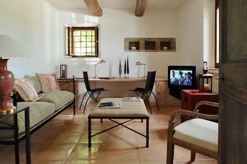 adelaparvu.com despre Villa Noci, domeniul Castello di Reschio, design Benedikt Bolza (6)