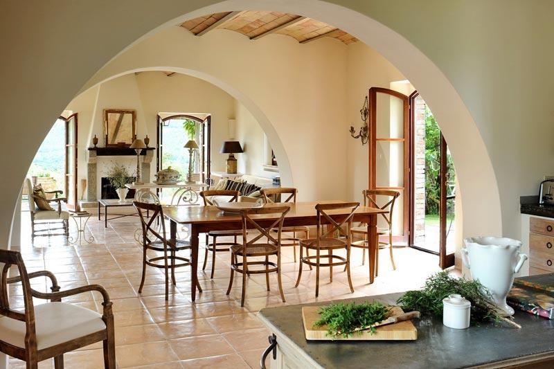adelaparvu.com despre Villa Noci, domeniul Castello di Reschio, design Benedikt Bolza (7)