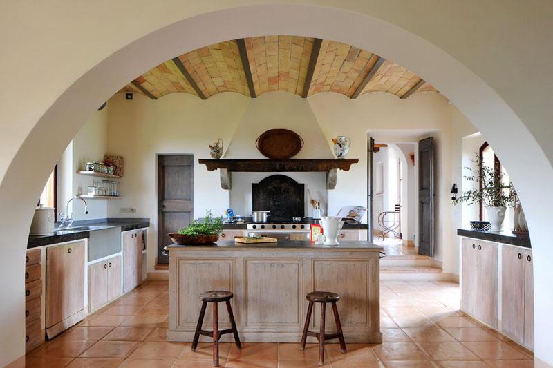 adelaparvu.com despre Villa Noci, domeniul Castello di Reschio, design Benedikt Bolza (8)