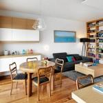 adelaparvu.com despre amenajare apartament de 3 camere, designer Agnieszka Cholewa, Desi Studio, Foto Radoslaw Wojnar(3)
