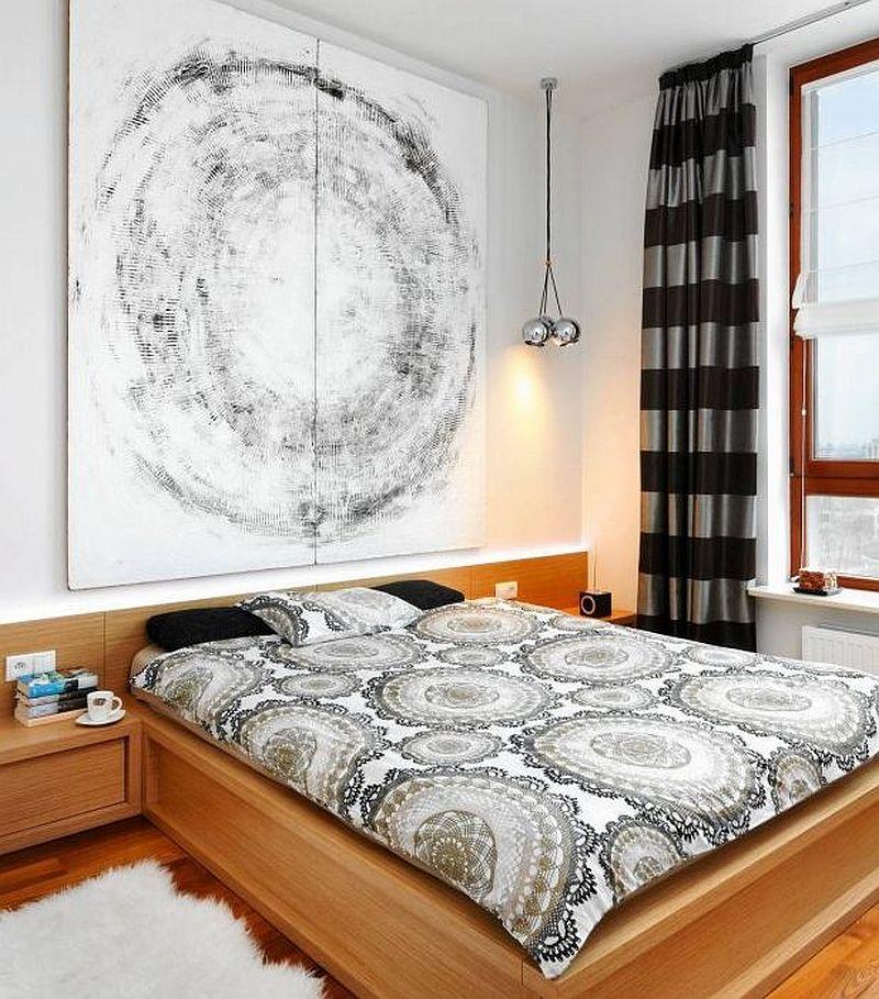 adelaparvu.com despre amenajare apartament de 3 camere, designer Agnieszka Cholewa, Desi Studio, Foto Radoslaw Wojnar(5)