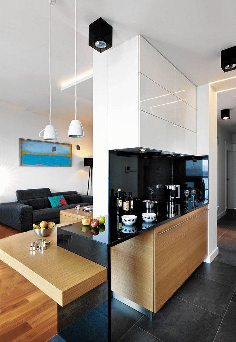 adelaparvu.com despre amenajare apartament de 3 camere, designer Agnieszka Cholewa, Desi Studio, Foto Radoslaw Wojnar(9)