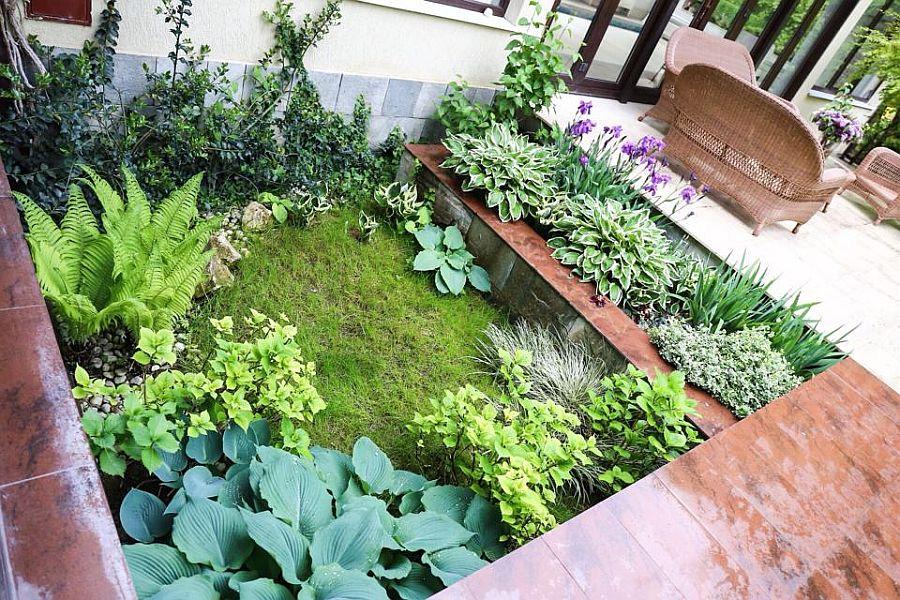 adelaparvu.com despre amenajare gradina Padurea Baneasa, arhitect Sorin Ciorapciu, Babylon Garden (13)
