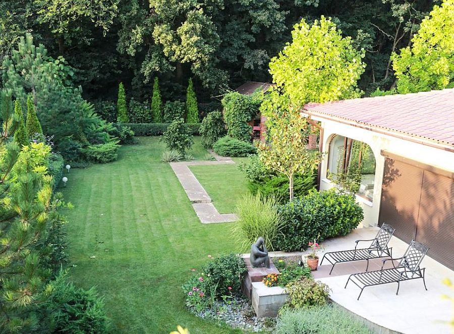 adelaparvu.com despre amenajare gradina Padurea Baneasa, arhitect Sorin Ciorapciu, Babylon Garden (16)